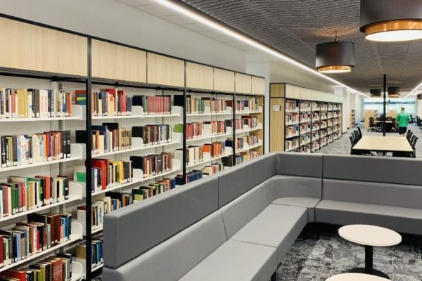 uow - library 1